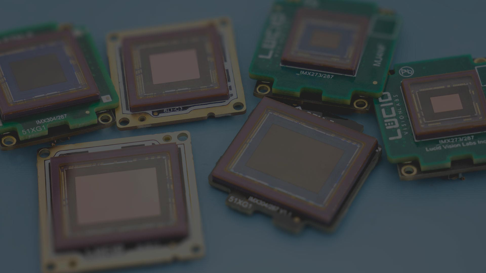Sony Pregius S 4th Generation Sensors
