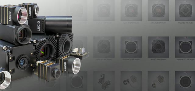 Machine Vision Camera Selector