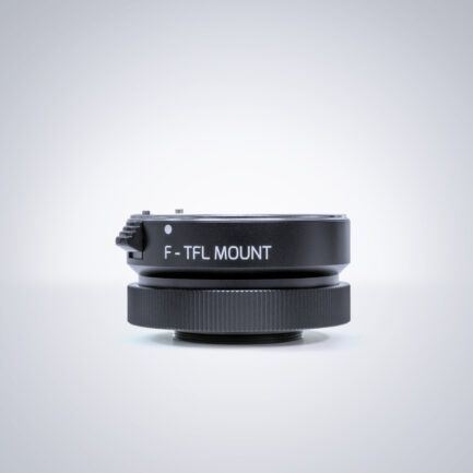 adjustable TFL to F-Mount Lens Adapter