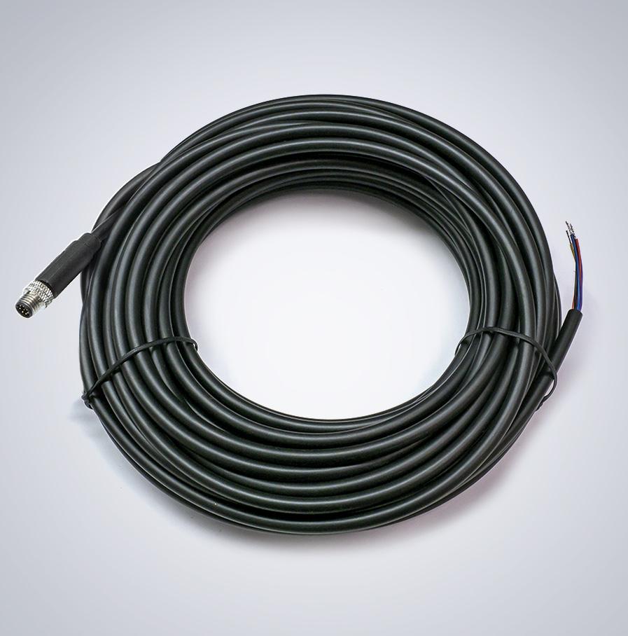 15m gpio m8 cable