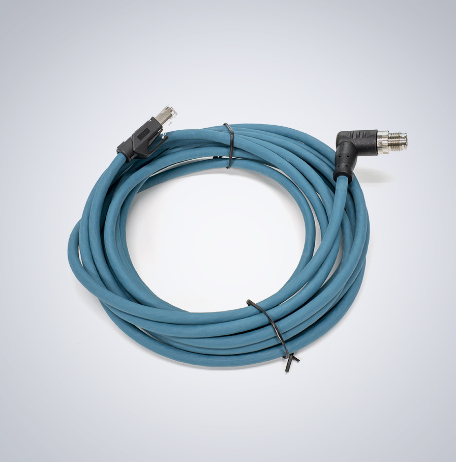 Right angle M12 Cable for Triton Camera