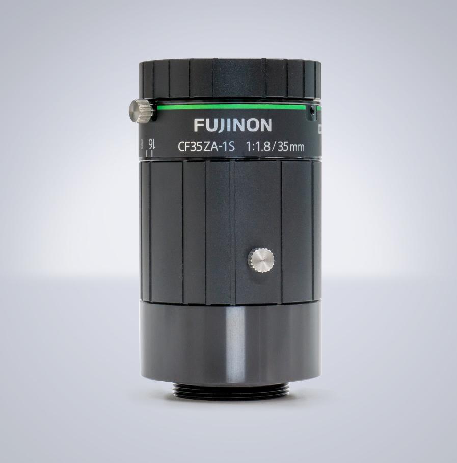 CF35ZA-1S Fujinon 35 mm C-Mount Objektiv Fujinon CF35ZA-1S - 1.8/ 35mm