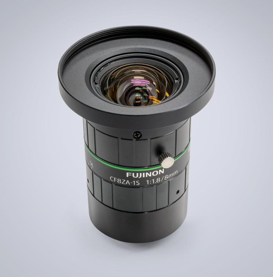 CF8ZA-1S 8 mm C-Mount Objektiv Fujinon CF8ZA-1S - 1.8/ 8mm