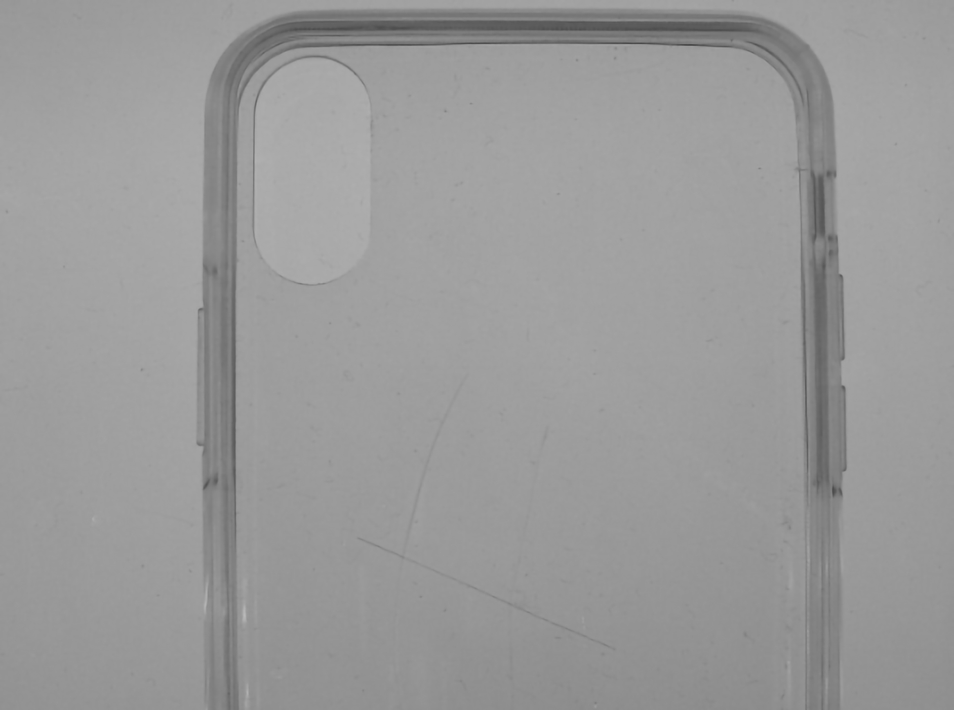 Phone Case Plastic Scratches