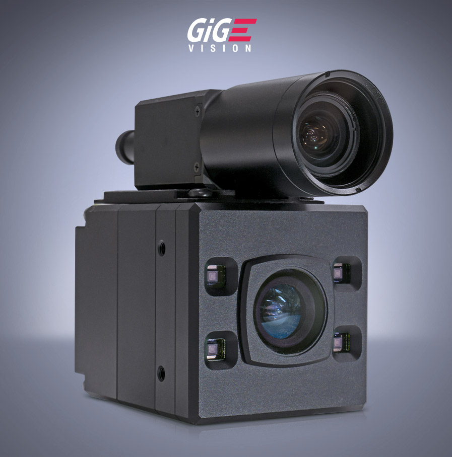 Helios2 and triton camera kit (RGB+3D)