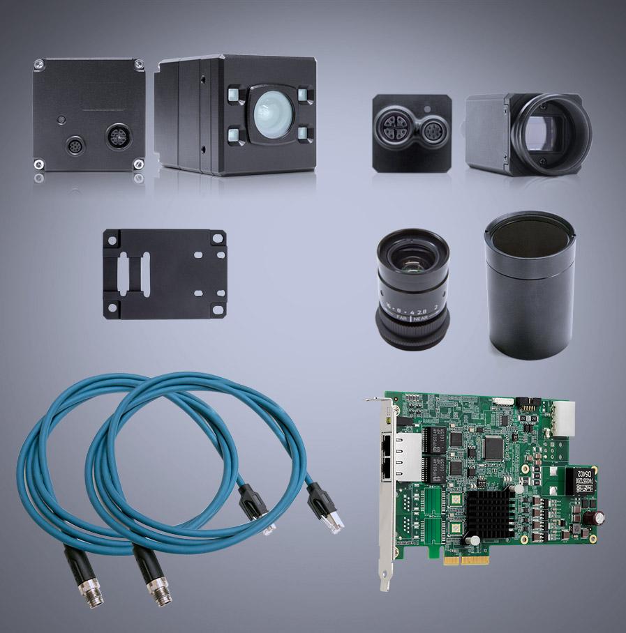 3D RGB Kit Contents