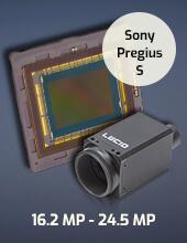 Triton camera with Sony Pregius S