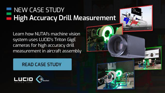 Nutai case study Triton cameras