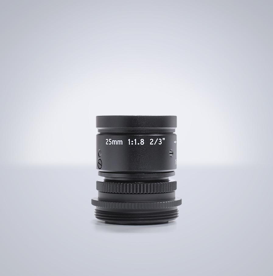 25 mm C-Mount Objektiv Universe BL250C - f1,8