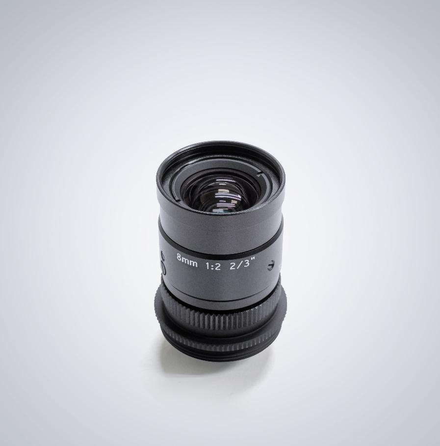 8 mm C-Mount Objektiv Universe BL080C - f2,0