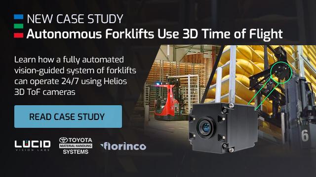 Autonomous fork lifters case study