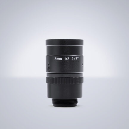 8 mm NF-Mount Objektiv Universe BL080 - f1,8