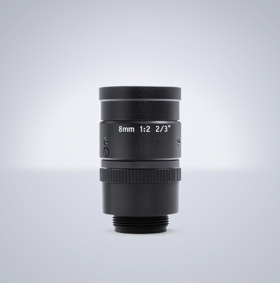 Universe 8mm compact NF-mount lens BL080