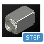 Atlas10 TFL-Mount CAD Step File