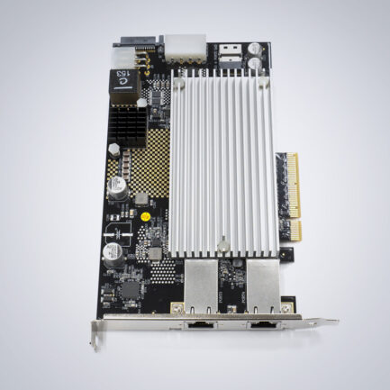 Dual port ioi 10GigE Card DGEAP2X-PCIE8XG302