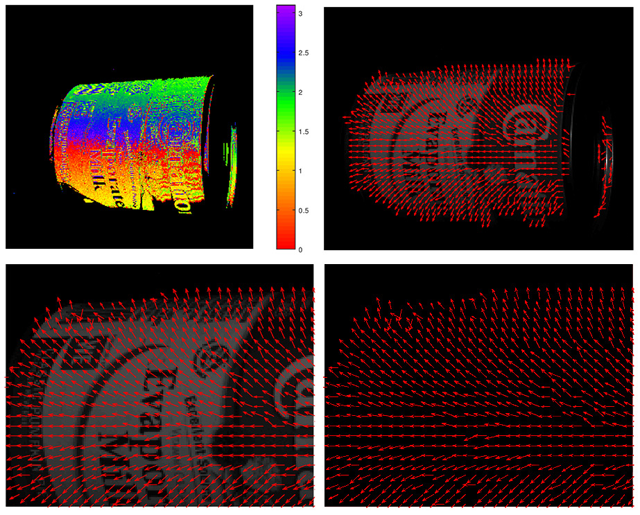 Good Metal Can (Shape-From-Polarization)