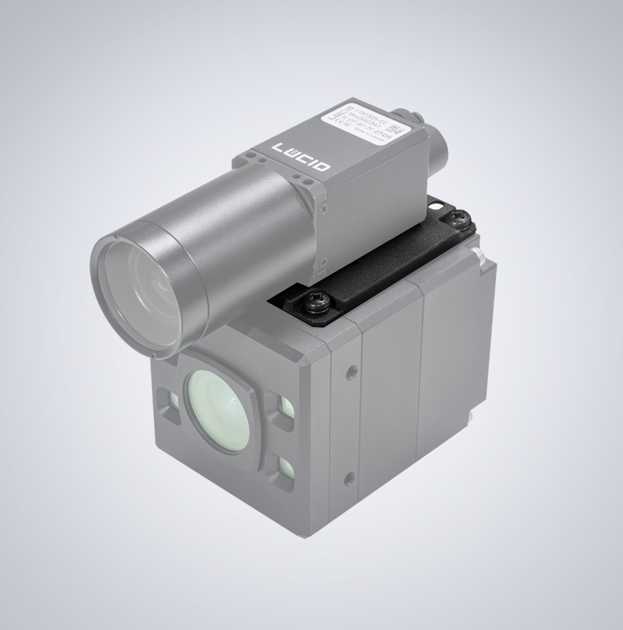 Helios2/Helios to Triton camera mount