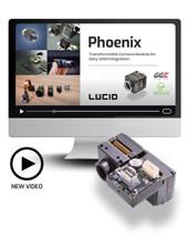 Phoenix camera video by LUCID