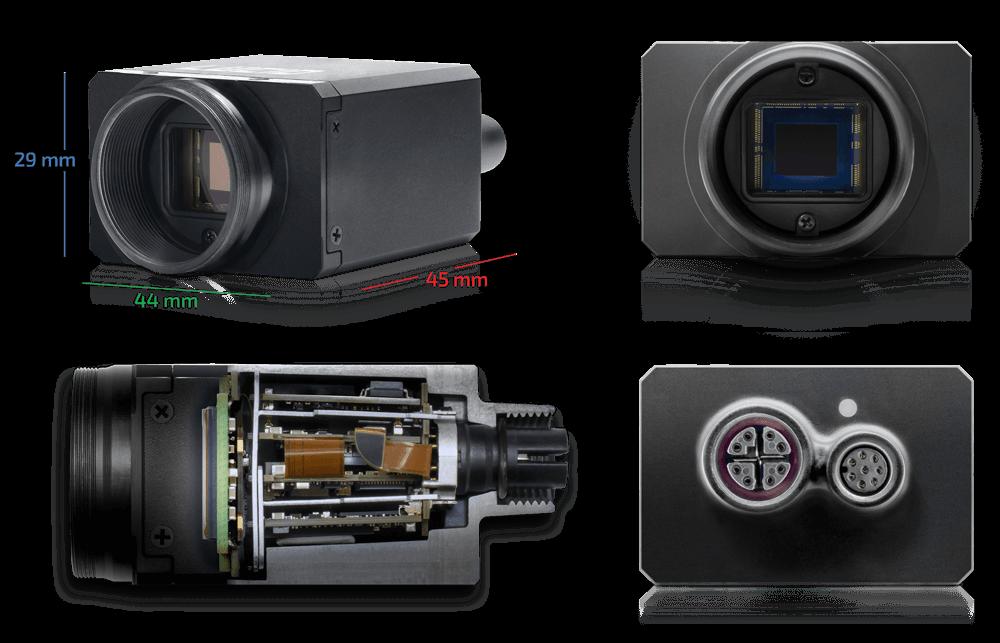 Triton Edge Camera with Xilinx Ultrascale+ ZU3