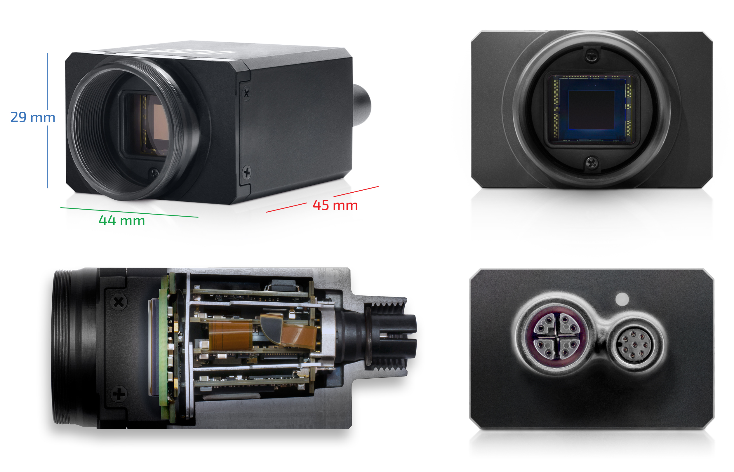 Triton Edge Camera with Xilinx UltraScale+ MPSoC