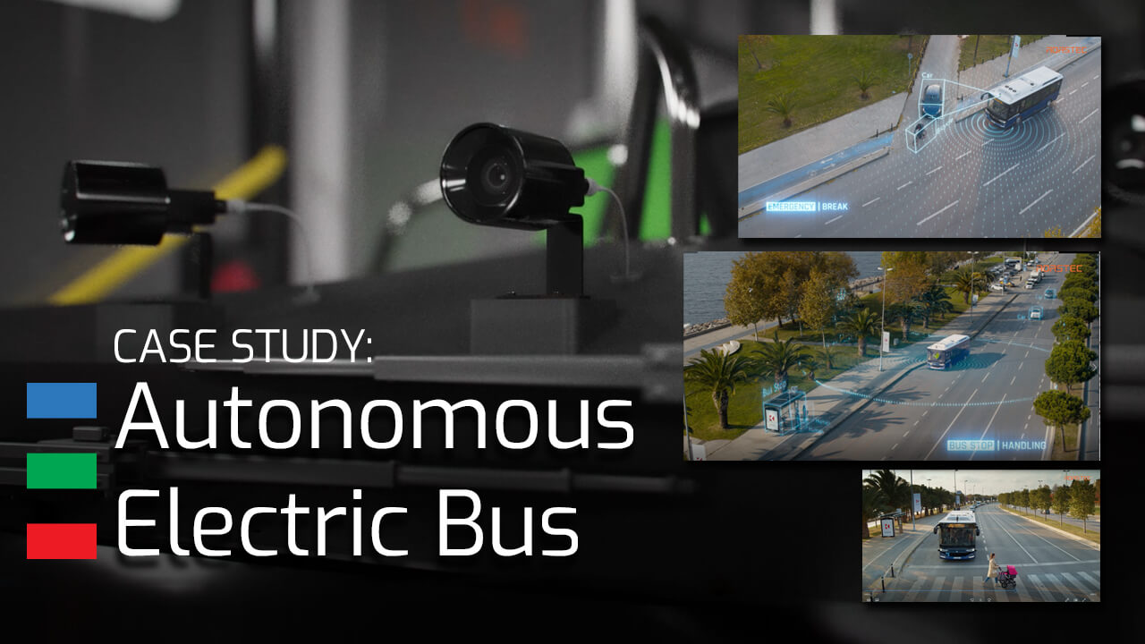 ADASTEC autonomous electric bus case study