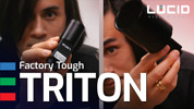 Triton camera video thumbnail