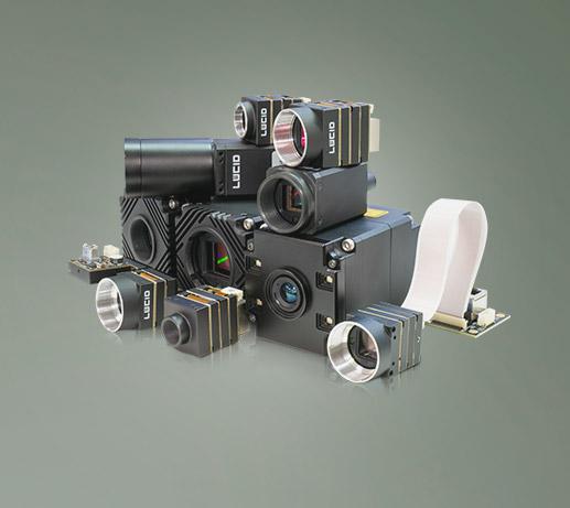 Lucid camera selector