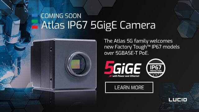 Atlas IP67 camera
