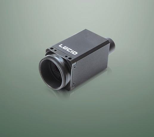 Triton Ip67 Machine Vision Camera - Factory Tough