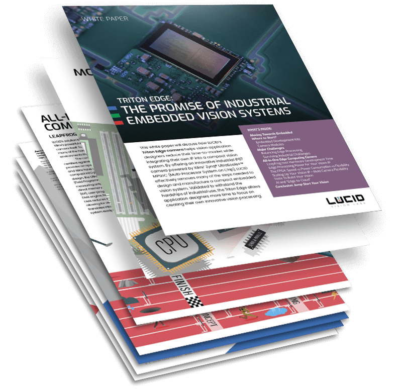 Triton Edge: The Promise Of Industrial Embedded Vision Systems