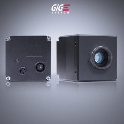 Atlas SWIR Camera - Sony Senswir IMX990 IMX991 Side and Back