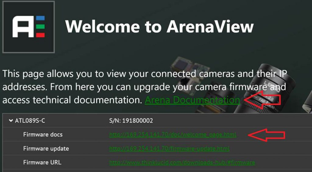 Arena-documentation-where-to-find