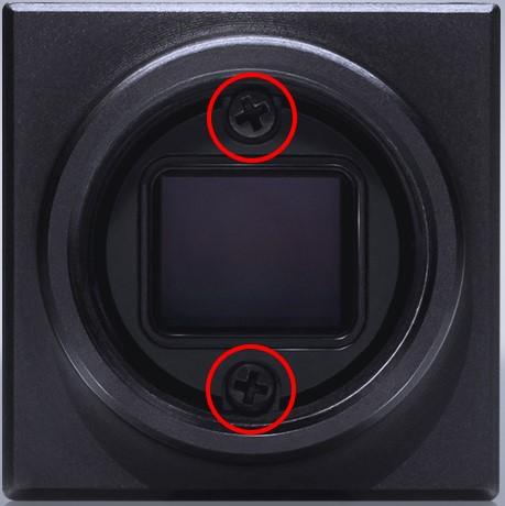 Phoenxi nf-mount front screws