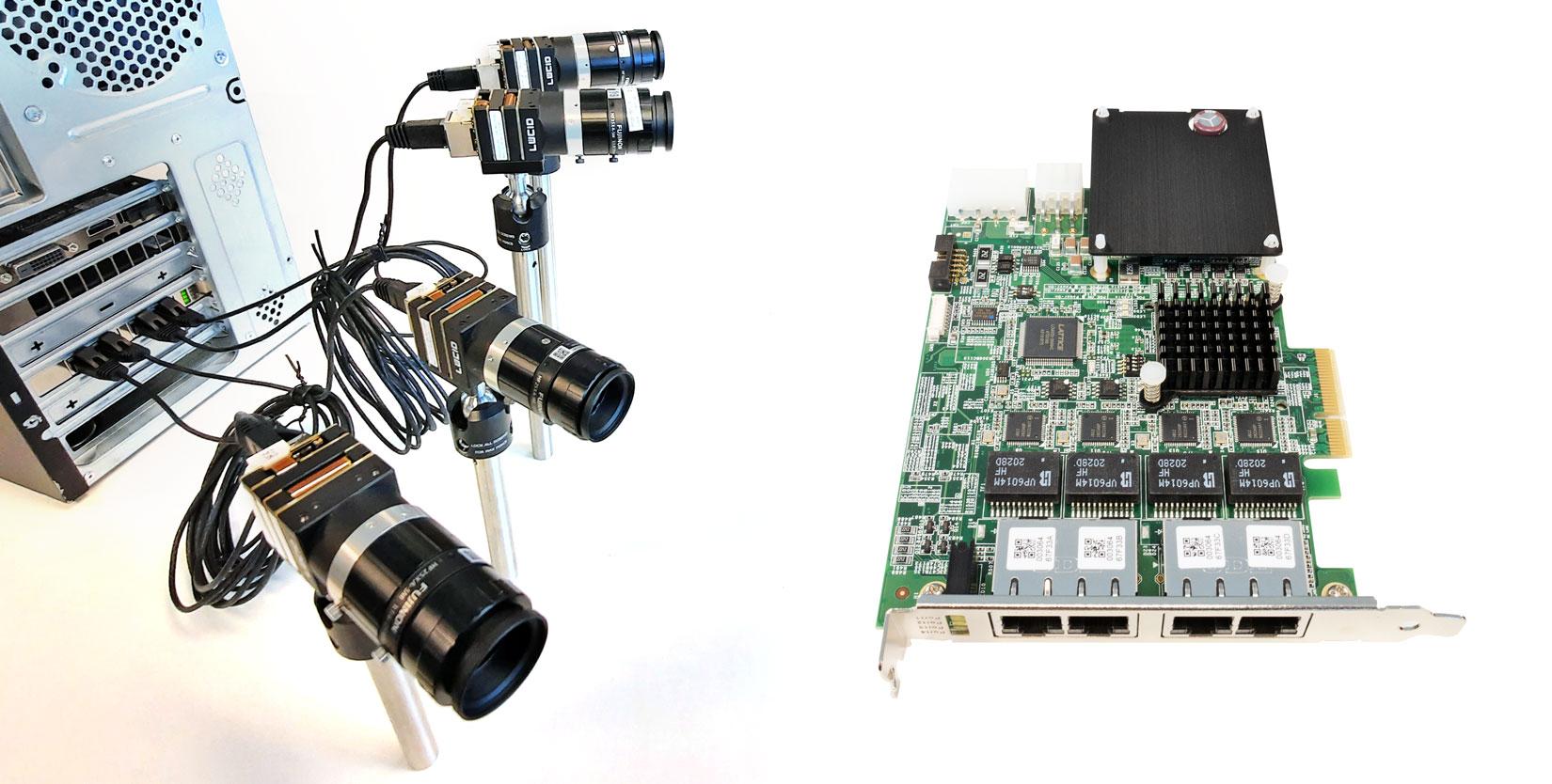 ADLINK Trigger Over Ethernet ToE